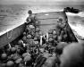 Normandia, 6 VI 1944 rok- Ostatnie chwile przed desantem na plaży.