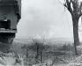 Niemcy, 24 II 1945 rok- Ostrzał prowadzony przez 90 Batalion Chemiczny w trakcie ofensywy nieopodal Kreuzau.