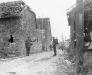 Niemcy, 25 II 1945 rok- Kompania A 1 Batalionu 16 Pułku w okolicy Kufferath.