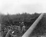 Niemcy, 27 II 1945 rok- Kompania E 2 Batalionu 26 Pułku przygotowuje się do wymarszu w kierunku Soller.