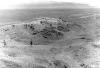 Tunezja, 21 III 1943 rok- okopy i transzeje 18 Pułku Piechoty na południe od El- Guettar.