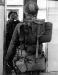 Normandia, 1944 rok- Żołnierz 26 Pułku Piechoty.