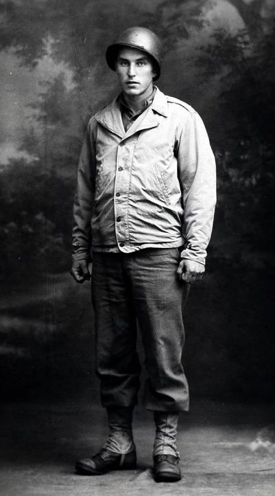 Pfc Edwin Dworek