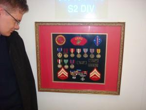 Odznaczenia żołnierza marines - Jasona Dunhama